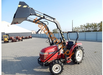 Yanmar, model RS24, nr. ramy: 01311 4WD+TUR