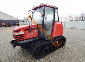 Yanmar, model CT45, nr. ramy: 00120 4WD+kabina