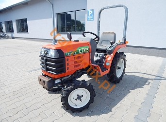 Hitachi, model CTX13D, nr. ramy: 20694 4WD